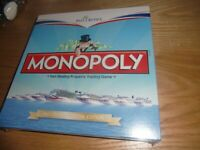 P&O Cruise Monopoly - Special Edition New & Sealed