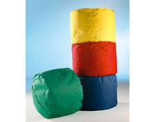 Chillout pouf Sac assise Moyen, Vert, 100L