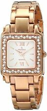 Peugeot Women's 7044RG Analog Display Japanese Quartz Rose Gold Watch