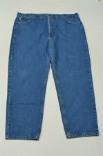 Carhartt 46 x 32 Relaxed Fit Medium Stonewash Denim Jeans