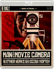 Man With a Movie Camera and Other Works... Blu-Ray (2017) Dziga Vertov cert E 4