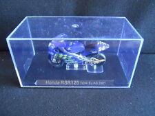 Die Cast Model Moto 1:24 HONDA RSR 125 Toni Elias 2001 [N3-67 ]