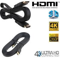 Premium HDMI Cable v2.0 Gold High Speed HDTV UHD 18Gbps 2160p 4K@60hz 3D 1.5 M