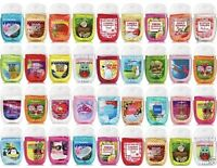 1 BATH & BODY WORKS POCKETBAC ANTI BACTERIAL HAND GEL SANITIZER YOU PICK CHOOSE