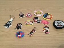 Plastic 1980s Collectable Character Badges
