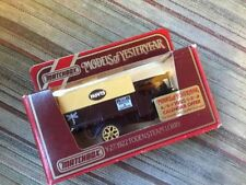 Foden Vintage Manufacture Diecast Delivery Trucks