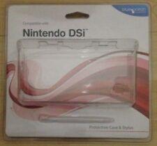 SIGILLATO Oceano Blu Accessori Nintendo DSi Trasparente Di Protezione Case & Stylus