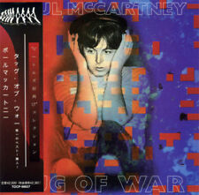 PAUL MCCARTNEY TUG OF WAR CD MINI LP OBI