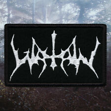 Watain | Embroidered Patch | Sweden | Swedish Black Metal Band