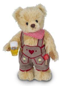 Oktoberfest Winfried by teddy Hermann - limited edition teddy bear - 17273