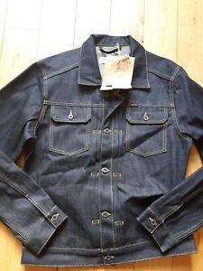 veste jeans pike brothers denim 1958 roamer jacket L selvedge  type II