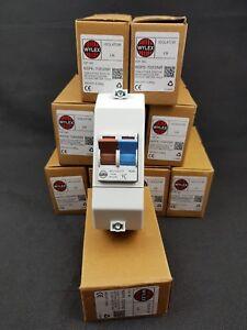 Wylex 100A 2 Pole Mains Switch Isolator & Slim Profile Enclosure NSPE-7083/NR