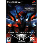 Zone of the Enders (Sony PlayStation 2, 2001) cib