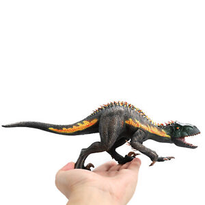 Jurassic Blue Velociraptor Dinosaur Model Toy Raptor Animal Figures Kids Gift