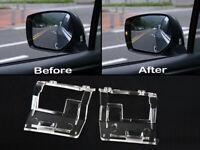 Side Mirrors Assistant Turn Signal Light Indicators For 15-19 Subaru WRX / STI