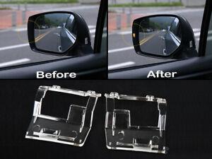 Side Mirrors Assistant Turn Signal Light Indicators For 2015-2021 Subaru WRX STI