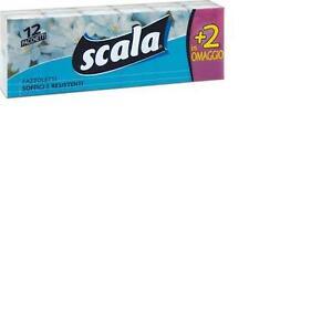 24 confezioni fazzoletti  Scala  naso x 10+2 pura cellulosa