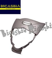 7533 - MASCHERINA SCUDO ANTERIORE ARGENTO HONDA 125 150 SH I 2005 - 2008