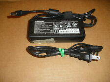 TOSHIBA  AC Adapter and Cord  for  Laptop. Model SADP-75PB