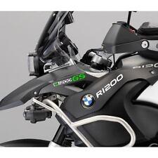 KIT ADESIVI BMW R 1200 GS STICKER BICLORE R1200GS ADESIVO BIANCO VERDE CARENA