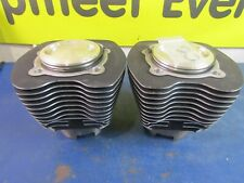 "4"" BORE SCREAMING EAGLE HARLEY TWIN CAM 110 CYLINDERS & PISTONS 16794-04"