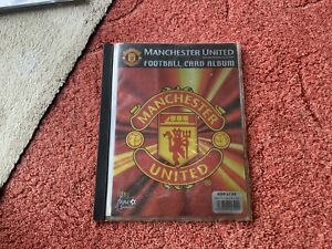 MANCHESTER UNITED 2000 FUTERA FANS SELECTION CARD SERIES