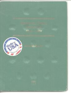 SILVER ROOSEVELT DIMES 1946 TO 1964 COIN FOLDER