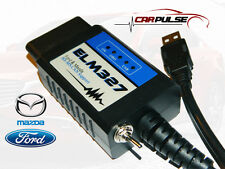 ELM327 USB Silicon Labs CP2102 Elm Config Ford Mazda MS-HS CAN FORScan 500 kbps