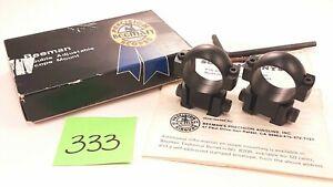 Beeman 5084 Adjustable Scope Rings San Rafael Vintage Made in Japan Weihrauch