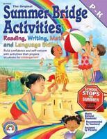 Summer Bridge Activities: Preschool to Kindergarten [ Hobbs, Julia Ann ] Used -