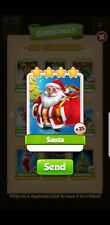 Coin Master Card Rare Santa all cards available