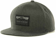 Fox Racing Backstop Gray Strapback Adjustable Cap Hat $38