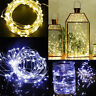 LED Copper Wire Strip Firework String Fairy Light Wedding Xmas Party Home Decor