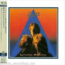 THE POLICE - Zenyatta Mondatta - Japan SACD SHM - UIGY-9562 - Mini LP