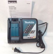 Makita DC18RC New Fast Li-Ion Battery Charger for BL1830/BL1840/BL1850 Battery