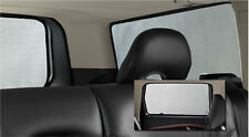 Genuine Volvo XC70-V70 Rear Passenger/Cargo Compartment Window Shade Set OE OEM