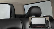 Genuine Volvo XC70-V70 Cargo Compartment Rear Window Shade Set OE OEM 31399212