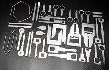 40-pc RADIO REMOVAL TOOL SET - metal car audio stereo remover hand tools keys