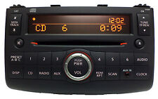 NISSAN Rogue AM FM Radio Stereo CD Player iPod Aux Auxiliary Input PY00F OEM