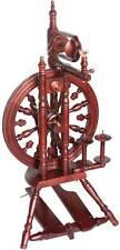 Kromski Minstrel Mahogany Finish Spinning Wheel FREE Ship Special Bonus