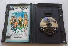 Final Fantasy Crystal Chronicles ~ ~ Nintendo GameCube ~ ~ disc, case & reg card