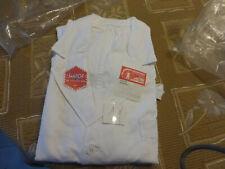 NOS ancienne blouse labo chimie vintage SANFOR FRANCE Taille 50  100% coton N°1