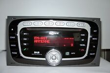Ford Radio Sony MP3 Focus C-Max, Fiesta, Fusion, Transit, Connect, Galaxy, S-Max