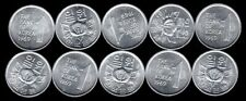 10 KOREA SOUTH 1969 ONE WON UNCIRCULATED from Original Bag Y#4a Postpaid