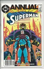 Superman Annual 11 - NM (9.4) $1.65 Canadian Variant 1st Black Mercy - Bright WP
