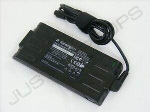 Genuine Original 16V 19V 90W Kensington AC Adapter Power Supply Charger No Tip