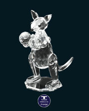 """[Special Offer] """"Boxing Kangaroo"""" Austrian Crystal Figurine was Au$72.00"""