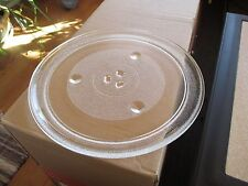 """Microwave Glass Turntable Plate 12 and 5/16"""" diameter L38"""