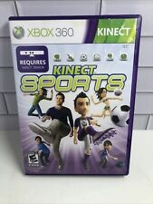 New listing Kinect Sports (Microsoft Xbox 360, 2010) . Pre Owned.