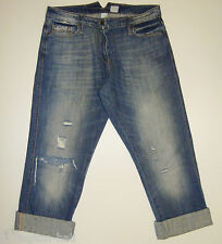 """SASS&BIDE RELAXED FIT LOOSE-FITTING DENIM JEANS 29 """"RIGHT FROM THE START"""""""